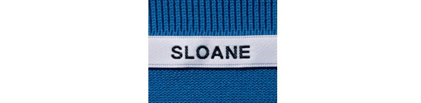 SLOANE スローン ロゴ