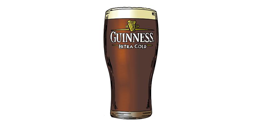 ビール会社のギネス