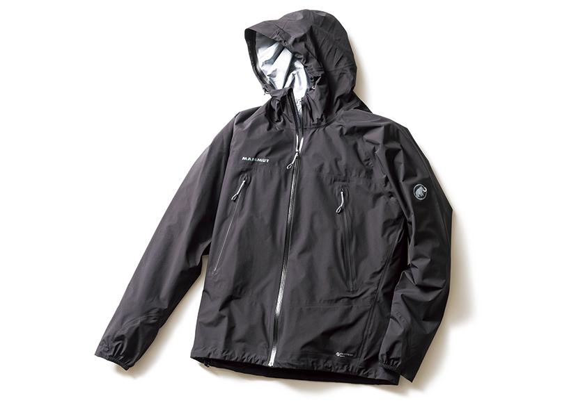 MAMMUT マムートのマサオライトHSフーデッドジャケット