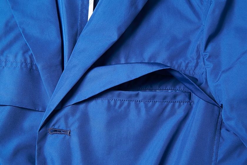 チャーリーブレイバーのジャケット&パンツならアクティブシーンからパーティシーンまでOK!?