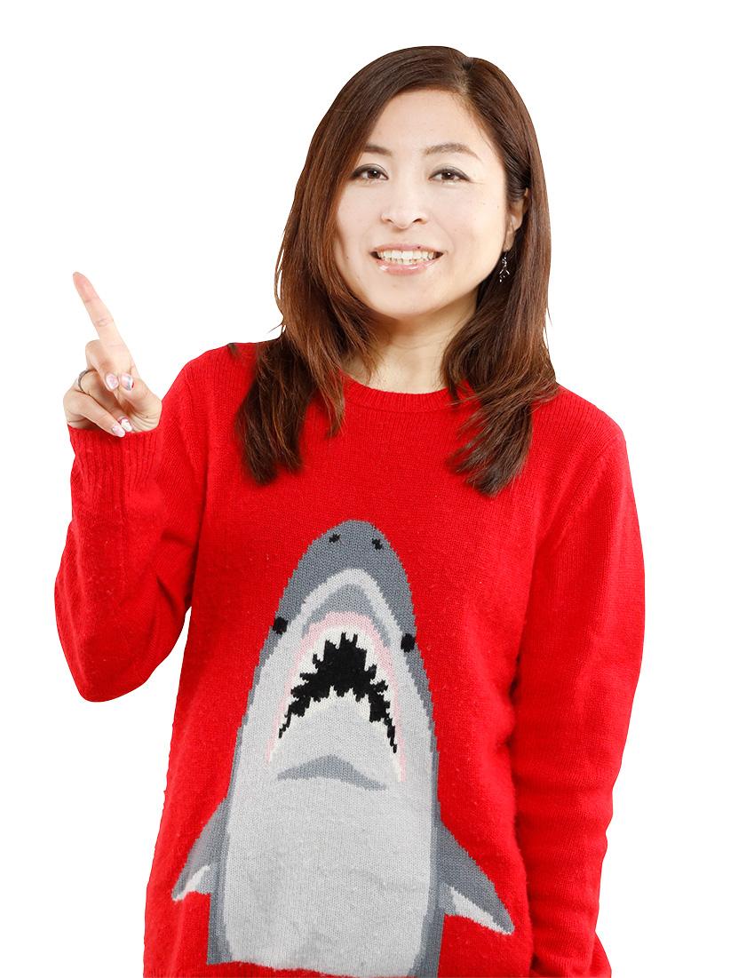 愛すべきスズメバチ&サメ〜「ニッチも フェチも いかない……対談」