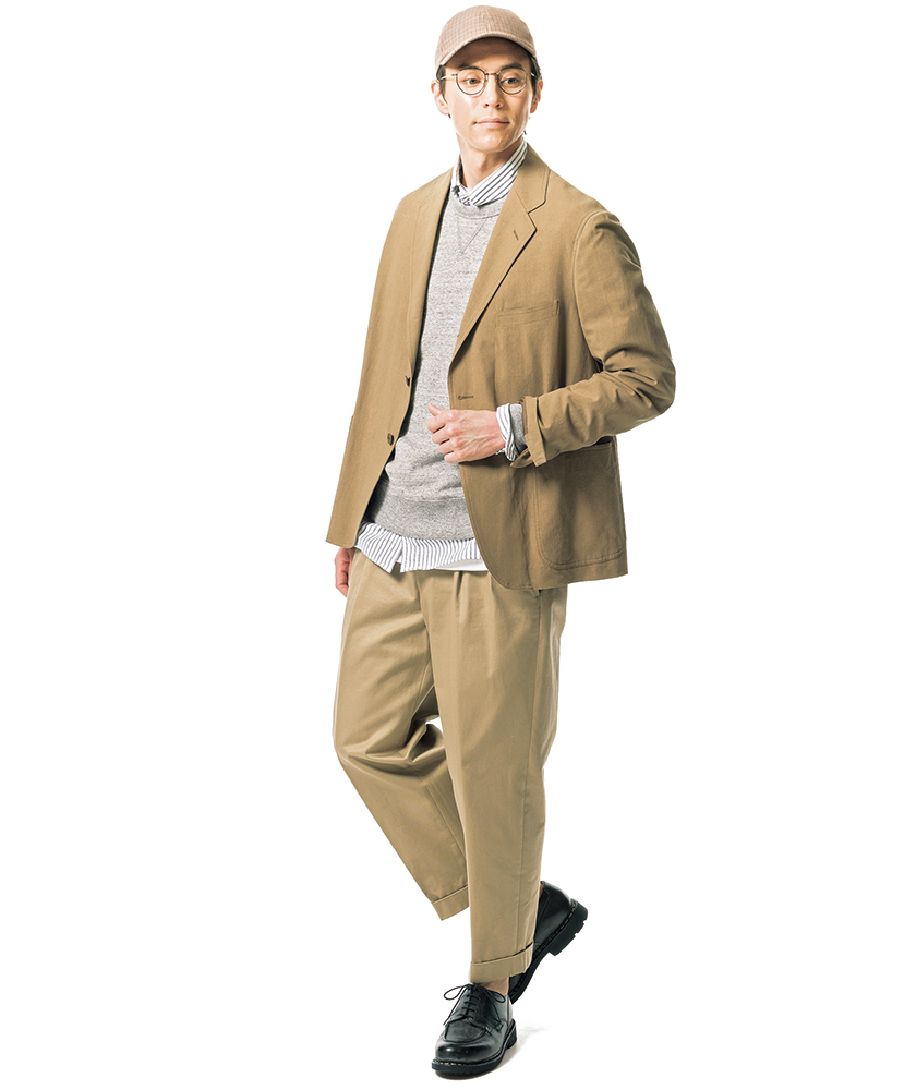 Camoshita UNITED ARROWS カモシタ ユナイテッドアローズのジャケット