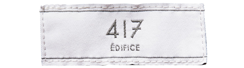 417 ÉDIFICE/フォーワンセブン エディフィス