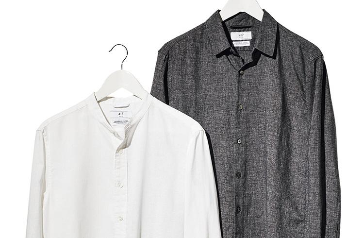 この2ブランドがあれば王道シャツ選びにもう迷わない!