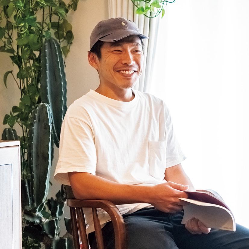 ACME Furniture デザイナーの樋口裕也さん