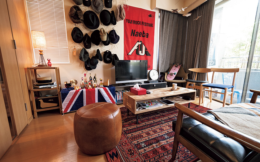 ACME Furniture 自由が丘店 関口さんの部屋
