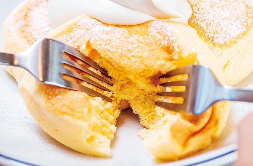 フリッパーズ 奇跡のパンケーキ