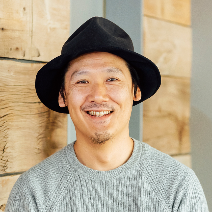 ベイクルーズ 上席取締役 副社長 フレーバーワークス取締役 野田晋作さん