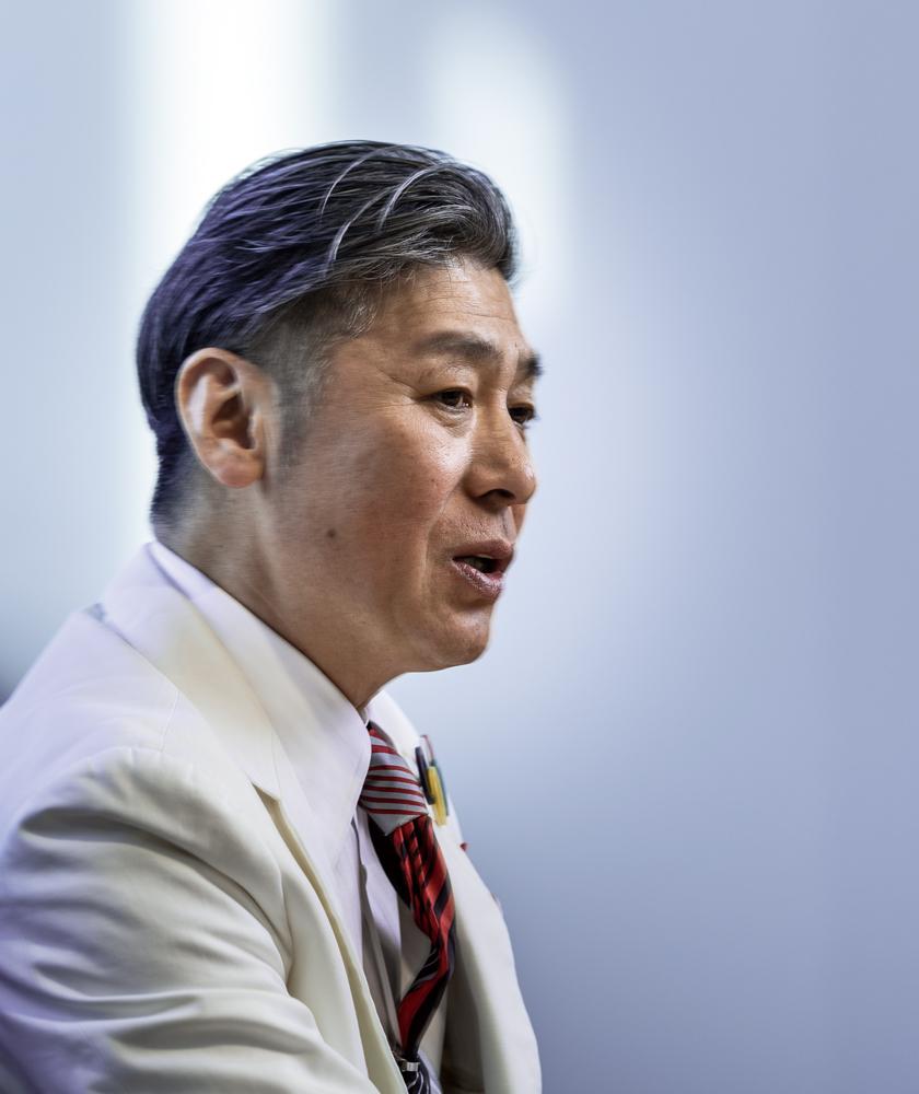ベイクルーズ 上級取締役 和田 健さん