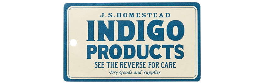 インディゴプロダクツ indigo products