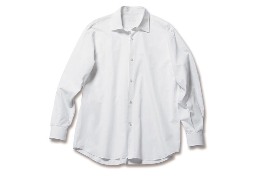 コモリのレショップ限定ドレスシャツ