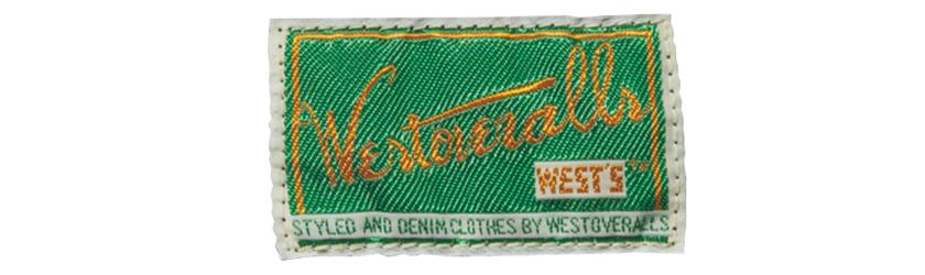 WESTOVERALLS(ウエストオーバーオールズ) ロゴ