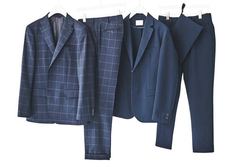 ベーセーストックのオリジナルスーツ