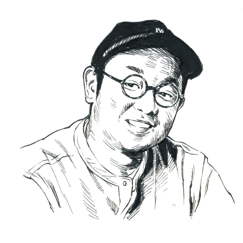 BEAMS 統括ディレクター中田慎介さん