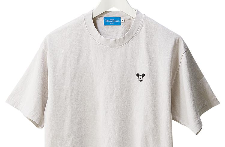 ハードル高めなネオンカラーTシャツも「T IN T」で簡単にこなれた雰囲気に!