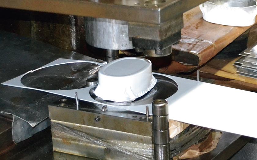 大一アルミニウム製作所 アルミ弁当箱