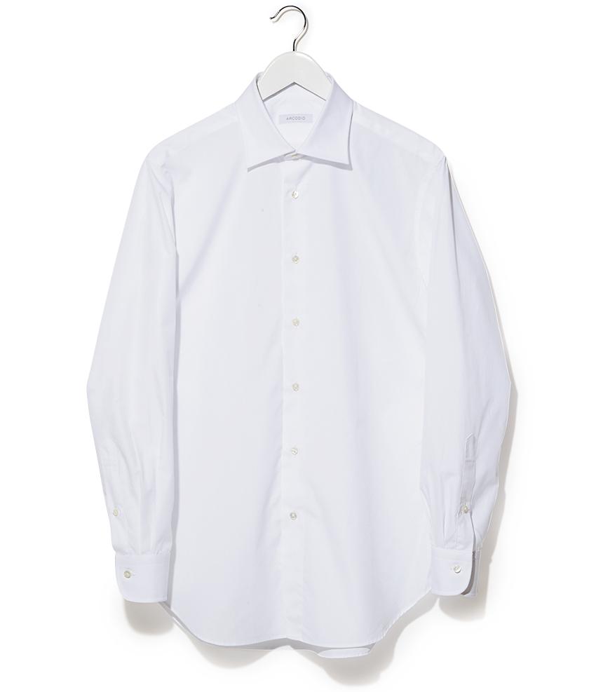 ARCODIO アルコディオ セミワイドシャツ