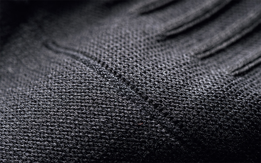 """リンキングで縫い合わせて""""美""""と""""快""""を両得"""