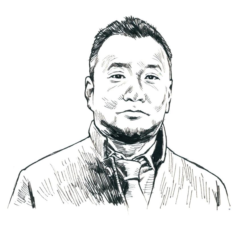 橋本 満/グレン・クライド 代表取締役社長
