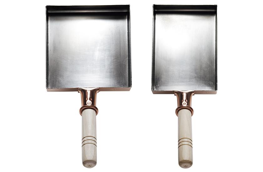 銅鍋工場製の卵焼き器
