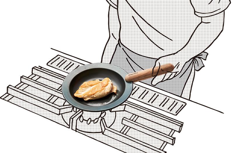 TENT×藤田金属 フライパン