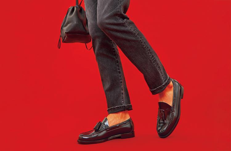 デニムに合う靴 No.1は何だ?
