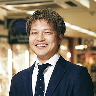 ジャックロード スタッフ 奈良陽介さん
