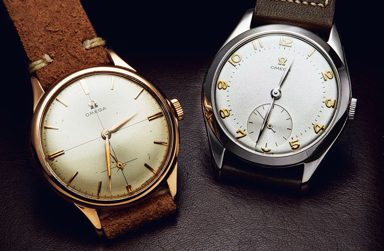 これからの季節、白Tスタイルを格上げする「ほんのりサイケ時計」