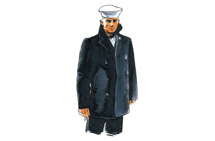 アメリカ海軍イメージ画