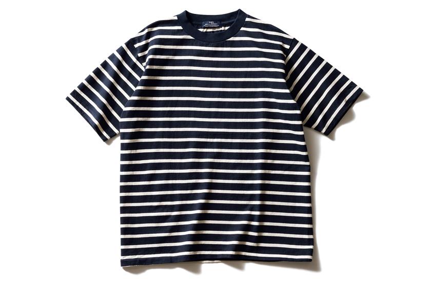 SHIPS Exclusive by SBTRACT[シップス エクスクルーシブ バイ サブトラクト]リラックスフィットTシャツ