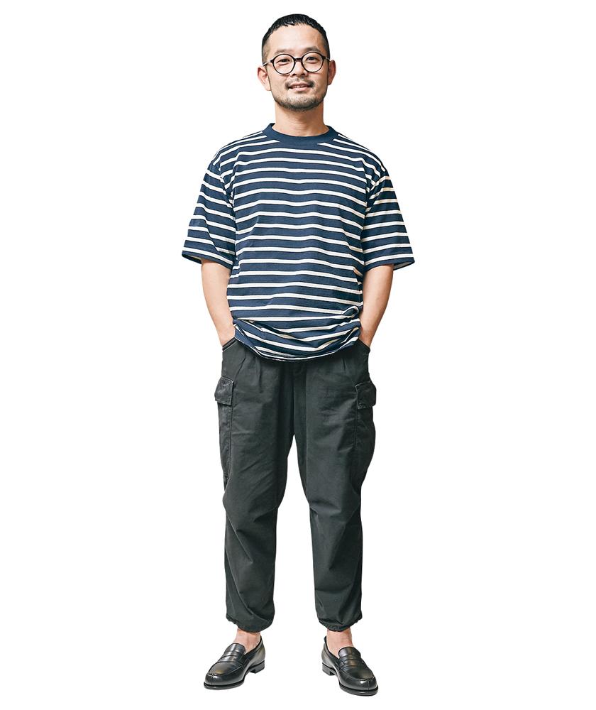 シップス メンズカジュアル商品企画 樋口 拓さん