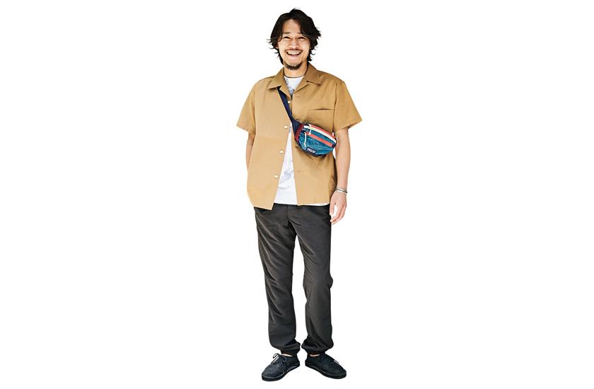 バンブーシュート 店長 橋本健太郎さん