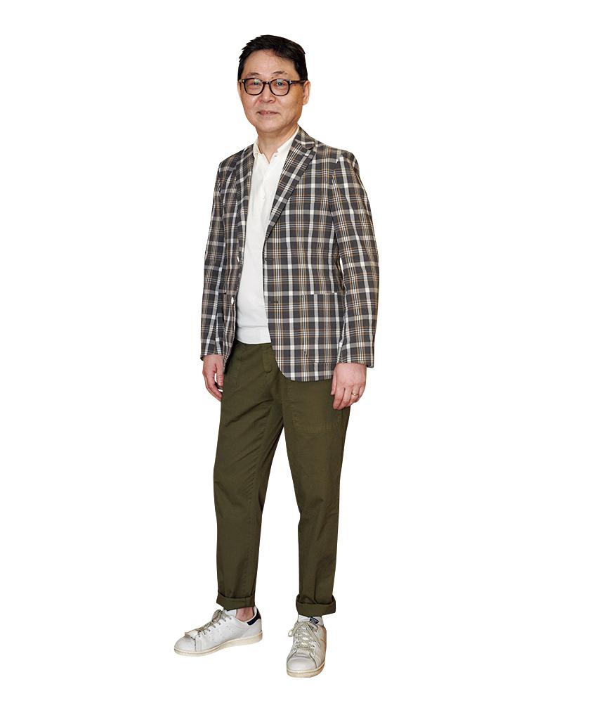 青山商事 藤長 淳さん