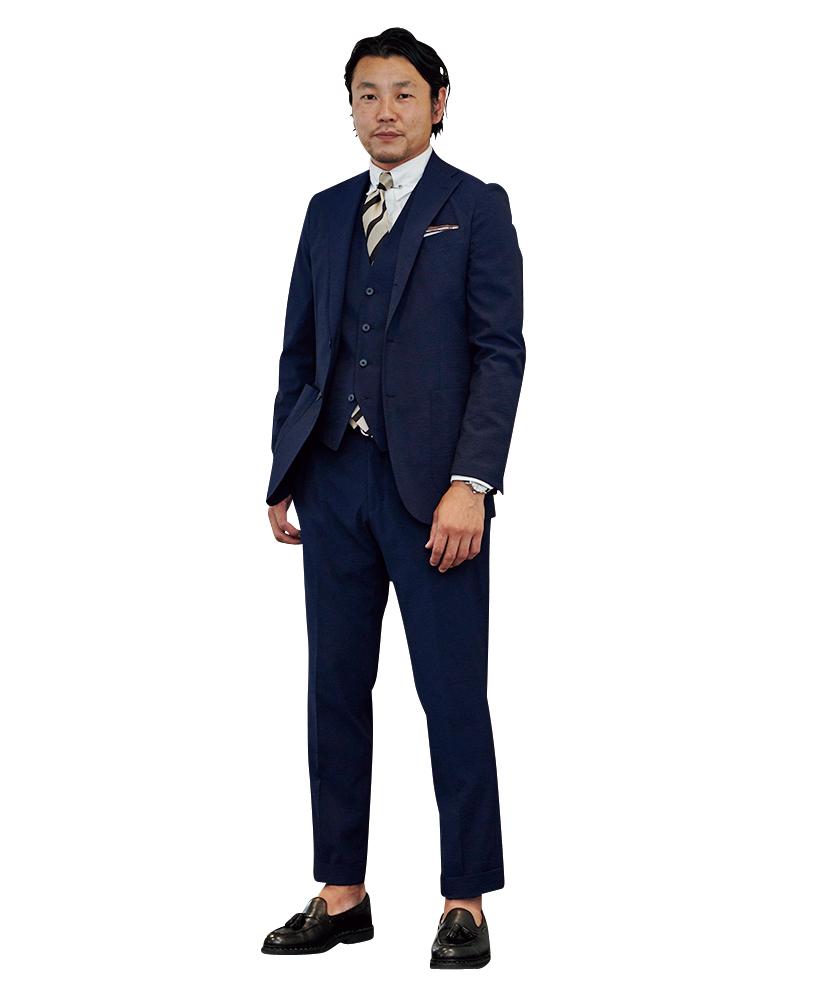 バーニーズ ニューヨーク バイヤー 竹原宏平さん
