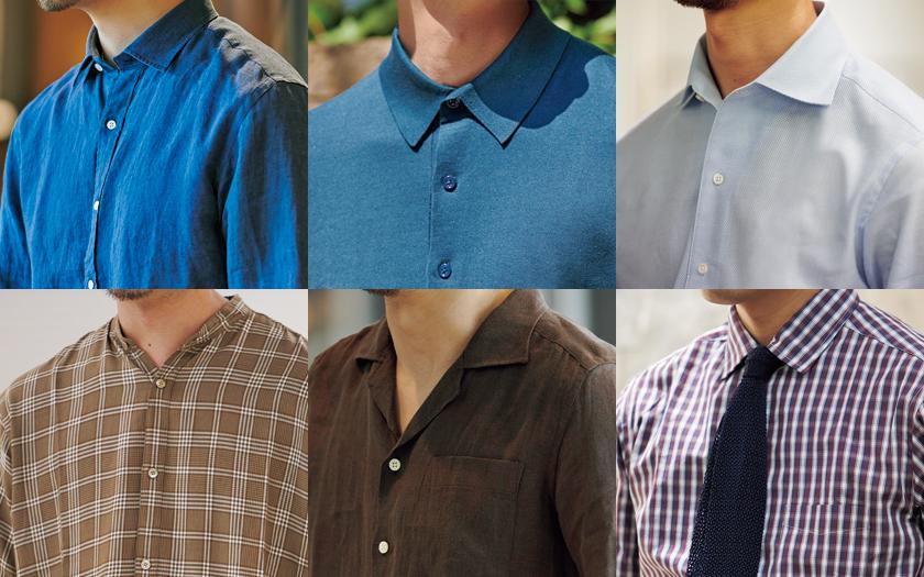 今夏イチオシのオリジナルシャツを軸にした模範コーデ