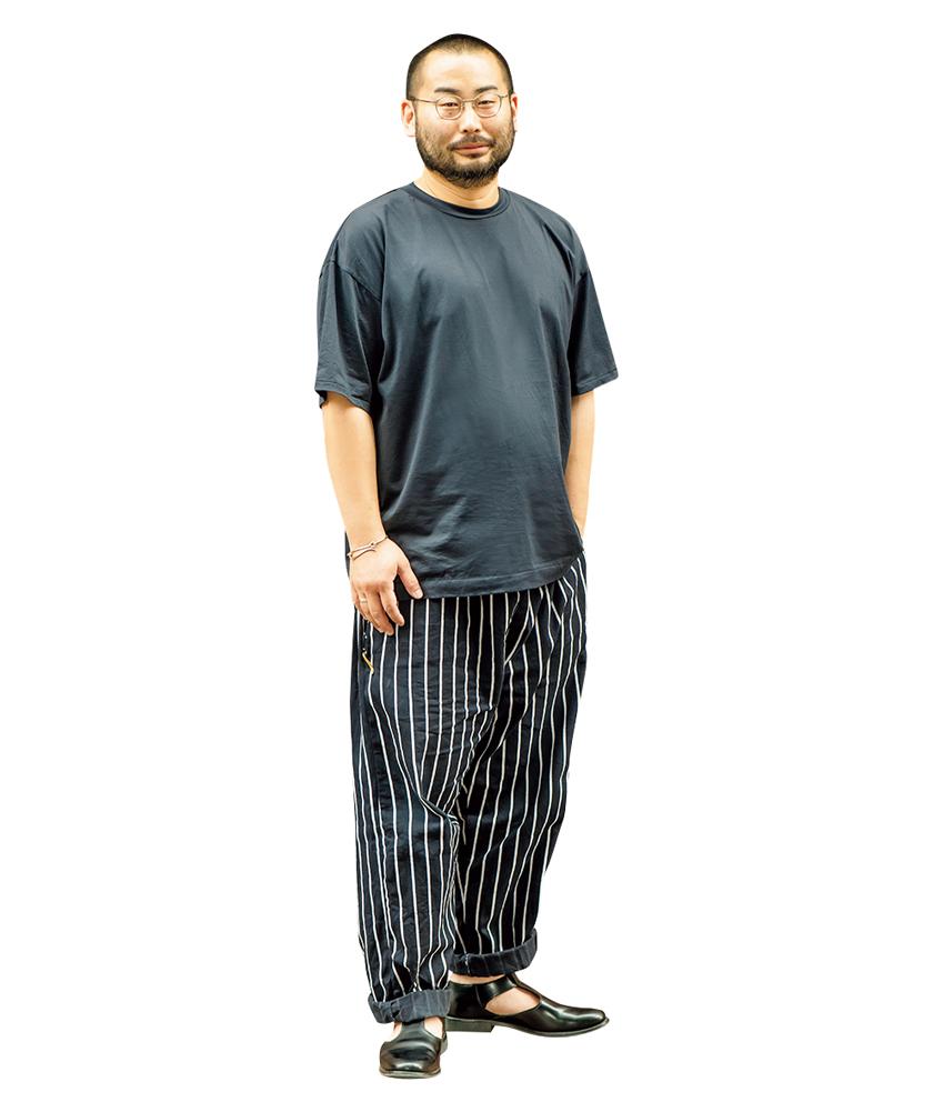 グラストンベリー 営業兼プレス 佐久間 淳さん