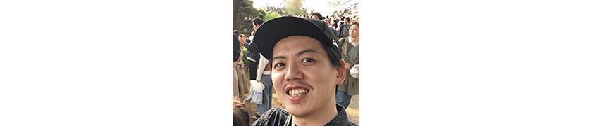 レナウン 宣伝販促課 伊藤嵩晃さん
