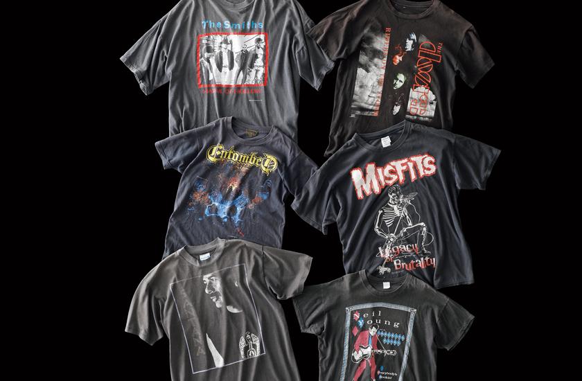 音楽Tシャツ