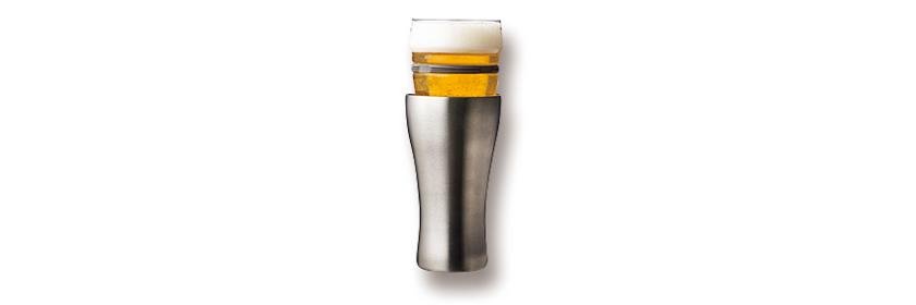 ON℃ZONE[オンドゾーン] 飲みごこちビールタンブラー