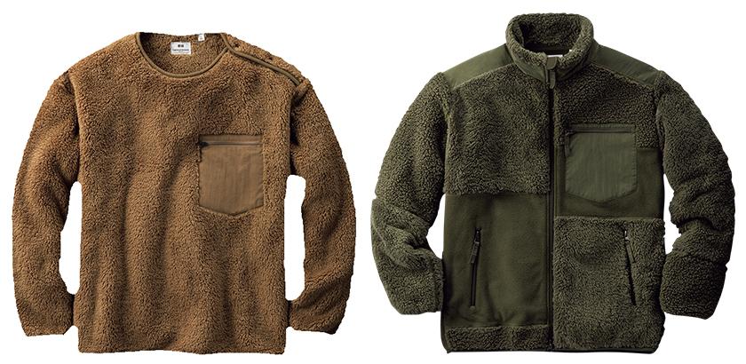 UNIQLO and Engineered Garments ユニクロ アンド エンジニアド ガーメンツのフリース