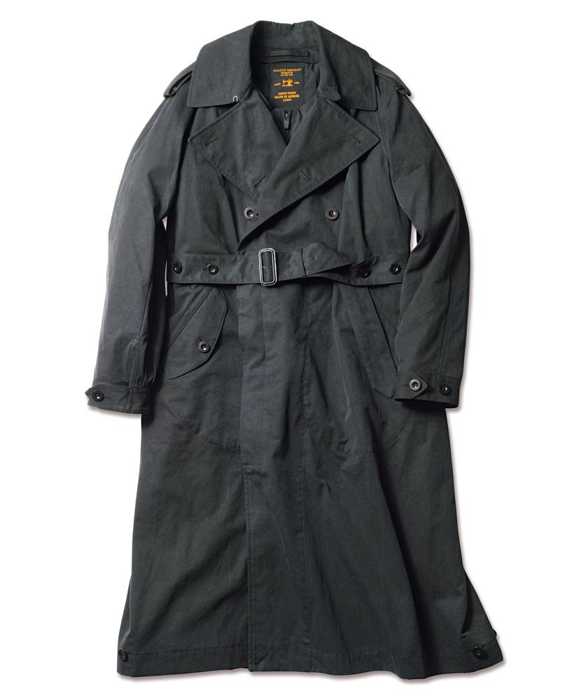 SANYO SEWING DESIGNED by TOKITO サンヨーソーイング デザインド バイ トキト ライディングコート