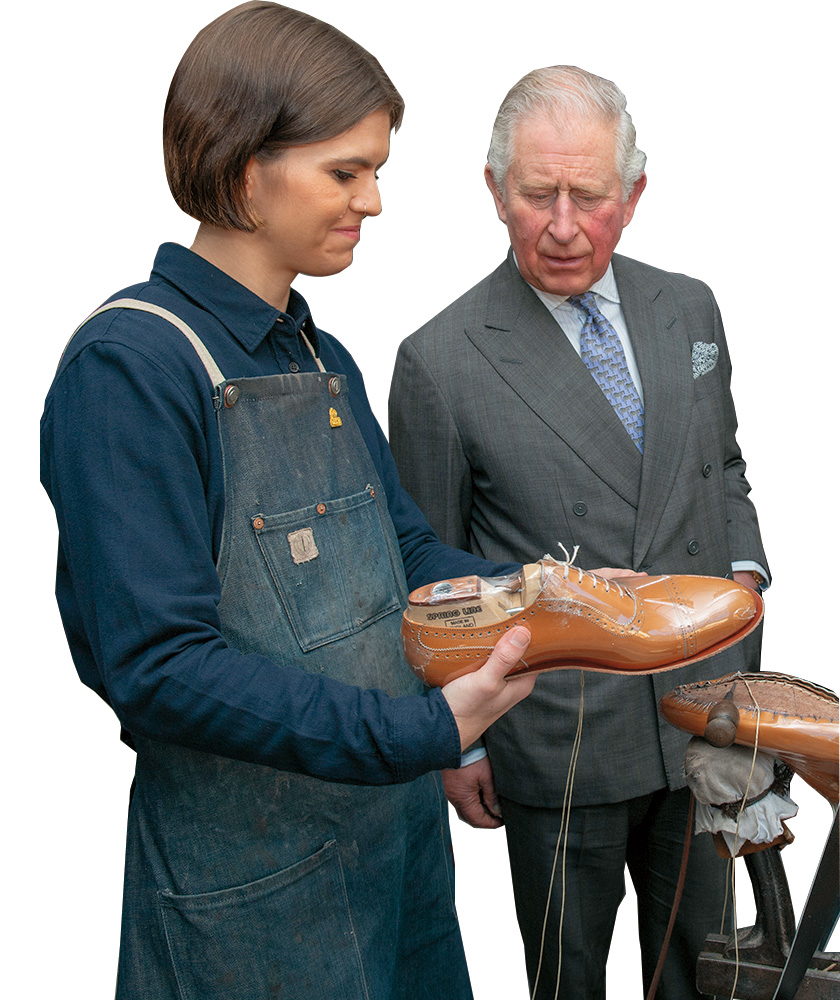 The Prince of Wales Charles チャールズ皇太子