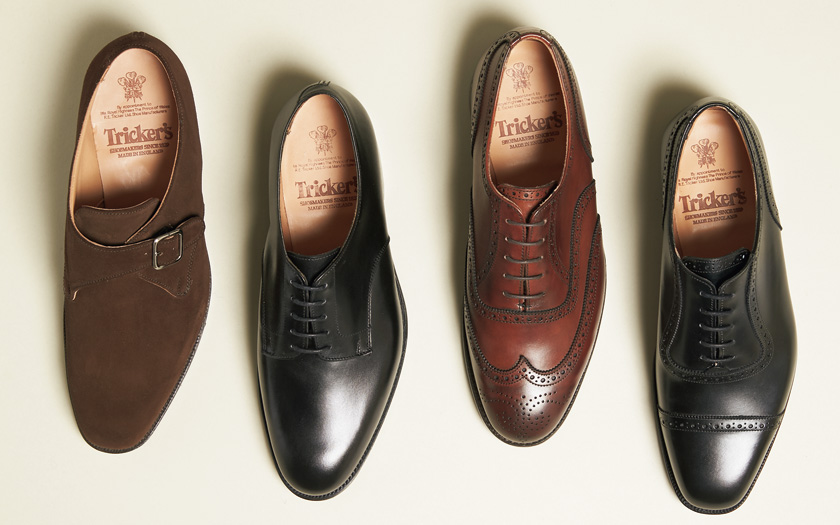 Tricker's トリッカーズ Saint James Collection