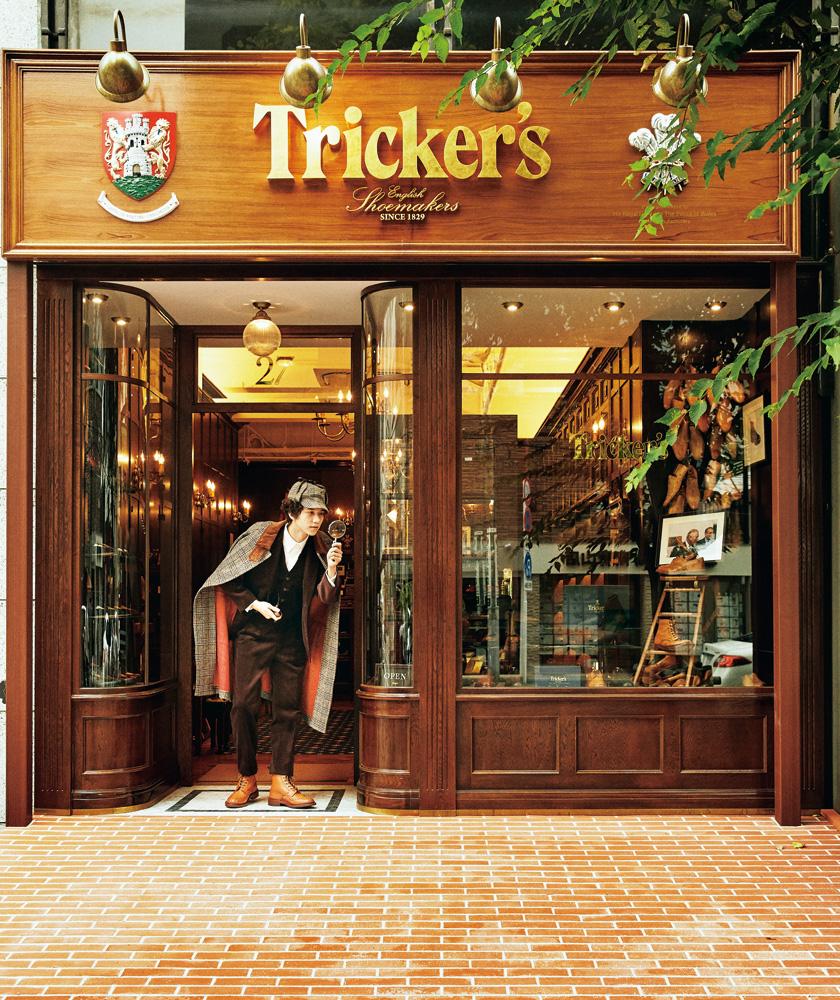 Tricker's トリッカーズ 青山店