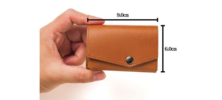 abrAsus アブラサスの小さい財布