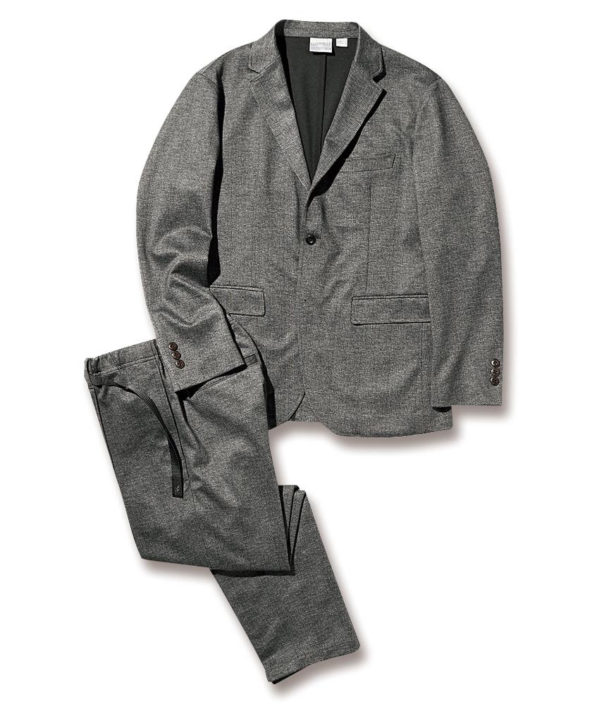 ÉDIFICE × GRAMICCI[エディフィス×グラミチ]サコッシュ付きジャケット&パンツ