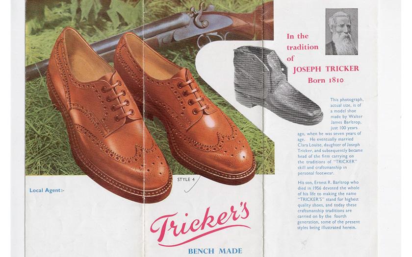 Tricker's トリッカーズ BURTON