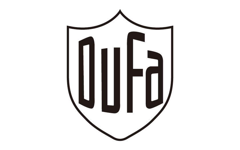 DUFA ドゥッファ ロゴ