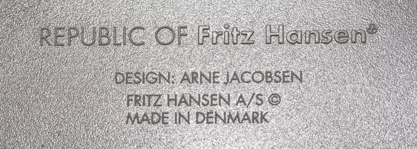 FRITZ HANSEN フリッツ・ハンセン