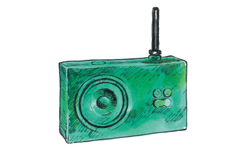 LEXON レクソン ティコラジオ